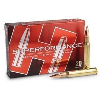 Amunicja 7x64 Hornady SST Superformance 10,5g/162gr (20 szt.)