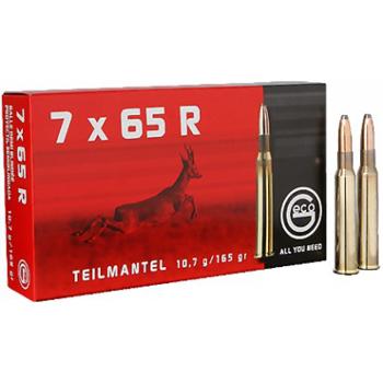 Amunicja 7x65R GECO Teilmantel 10.7g/165gr (20 szt.)