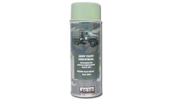 Farba do maskowania broni - Pale Green - RAL 6021 - Fosco