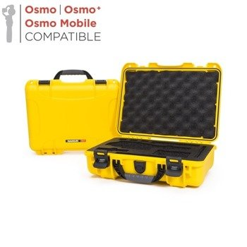 NANUK 910 DJI™ OSMO Żółty z pasem na ramie
