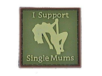 Naszywka I support single mums