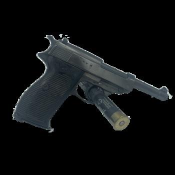 Pistolet samopowtarzalny P38 kal. 9x19 mm