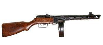 Pistolet samopowtarzalny PPSH-41 kal. 7,62x25 lufa 26,9cm