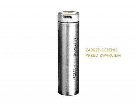 Akumulator Fenix USB ARB-L16UP (16340 RCR123 700 mAh 3,6 V)