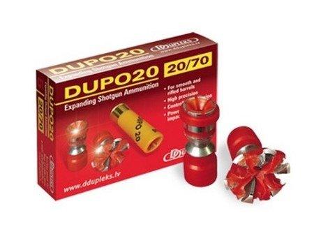 Amunicja 20/70 Dupleks Dupo 20g (5 szt.)