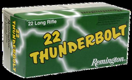 Amunicja .22LR Remington Thunderbolt 2,56g/40gr (50 szt.)