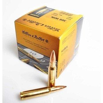 Amunicja .308 Win S&B FMJ Training 11,7g/ 180gr (50 szt.)