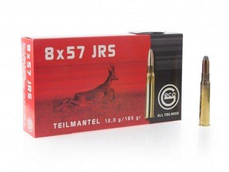 Amunicja 8x57 JRS GECO Teilmantel 12g/185gr (20 szt.)