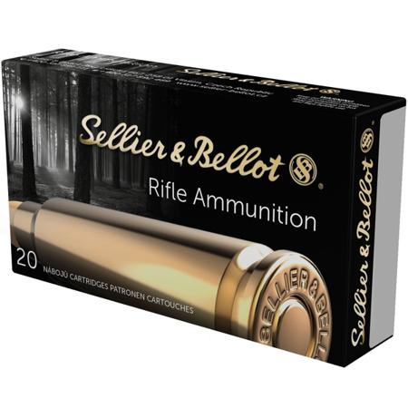 Amunicja 9,3x72R S&B SP 12,5g/193gr (20 szt.)
