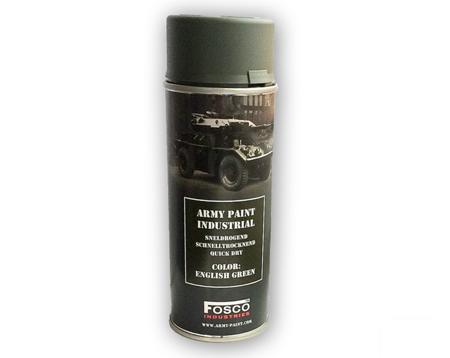 Farba do maskowania broni - English Green - Fosco