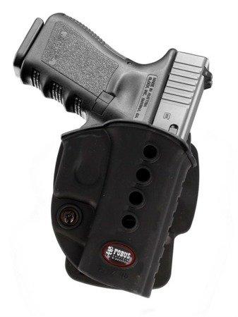 Kabura Fobus Glock 17,19,22,23,31,32,34,35 Prawa, regulowany pas