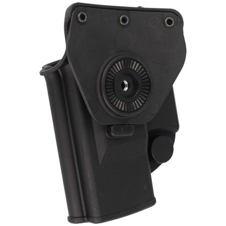 Kabura nas pas, obrotowa Fobus Glock 26, 27, 33 Prawa