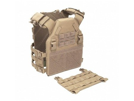 Kamizelka taktyczna Recon Plate Carrier Shooters Cut rozm. L Warrior Assault System - Coyote Tan