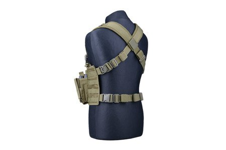 Kamizelka taktyczna Scout Chest Rig - oliwkowa