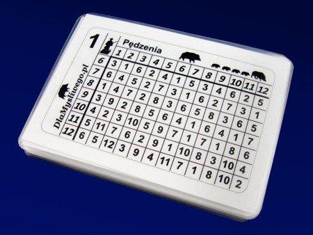 Karty stanowiskowe (1-20)