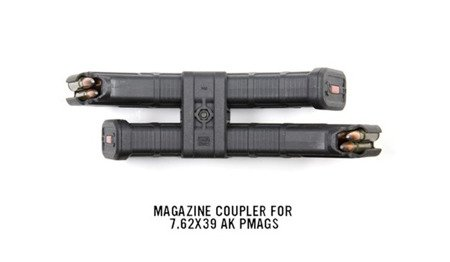 Klips do magazynków Magpul MagLink Coupler PMAG 30 AK/AKM - MAG566
