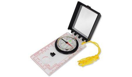 Kompas Mapowy z Lusterkiem Mil-Tec