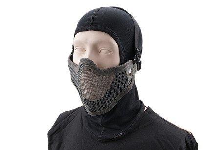 Maska typu Stalker - szara