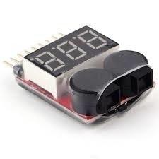 Miernik baterii Li-Po Arma Tech 1-8S