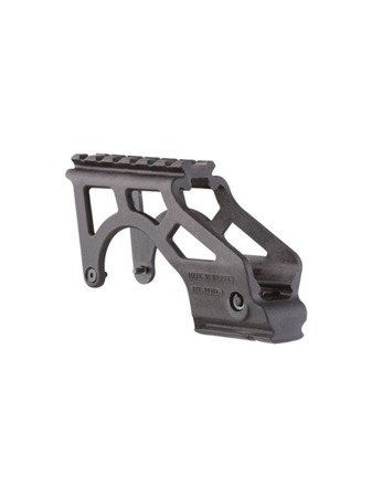 Montaż Fobus do Glock z szyną Picatinny (GIS)