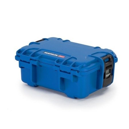 Skrzynia transportowa Nanuk 903 niebieska - bez wypełnienia