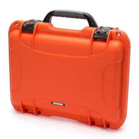 Skrzynia transportowa Nanuk 923 pomarańczowa - bez wypełnienia