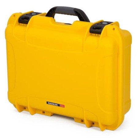 Skrzynia transportowa Nanuk 925 żółta - bez wypełnienia