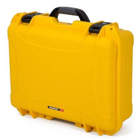 Skrzynia transportowa Nanuk 930 żółta - bez wypełnienia