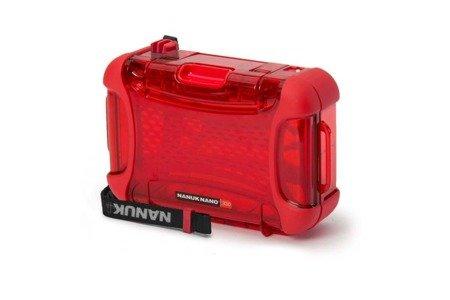Nanuk Nano 330 Czerwona
