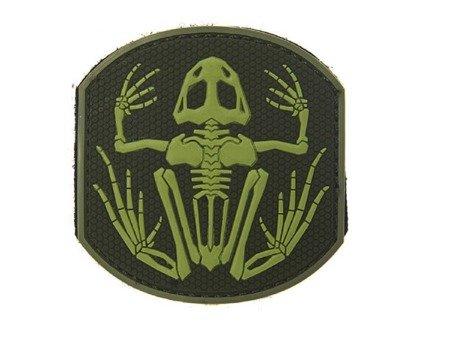 Naszywka Skeleton Frog