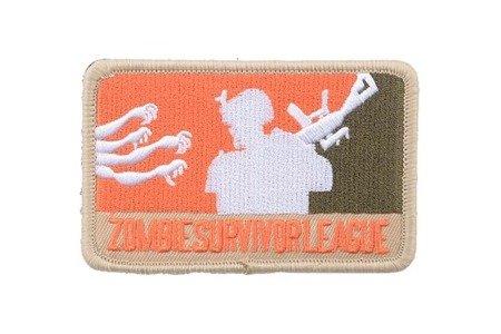 Naszywka Zombie Survivor League