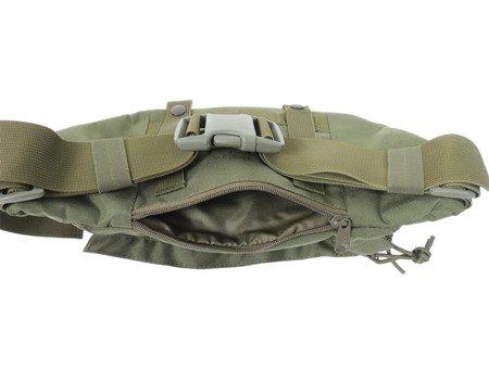 Nerka - torba biodrowa Gekon Wisport Olive Green