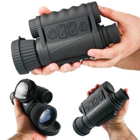 Noktowizor cyfrowy L-Shine LS-650 Monokular 6x50