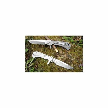Nóż Wildsteer WS Satin z klipsem - powystawowy