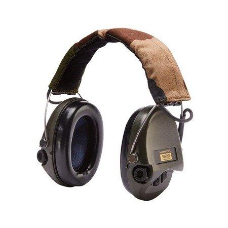 Ochronniki Słuchu Sordin Supreme Pro-X zielone nagłowne