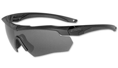 Okulary balistyczne ESS Crossbow One Smoke Gray - przyciemniane