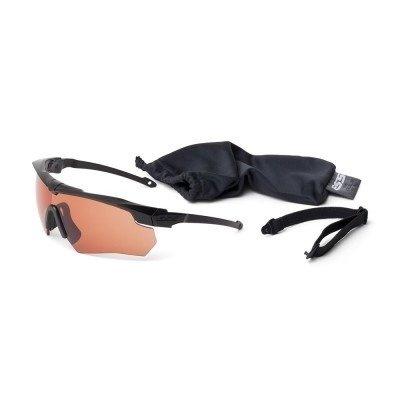Okulary balistyczne ESS Crossbow Suppressor 2x + Issue Kit