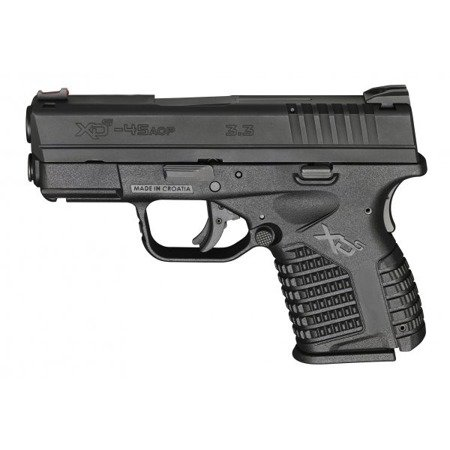 "Pistolet XDS-45 3,3"", kal. 45ACP, Czarny"