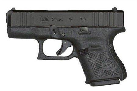 Pistolet samopowtarzalny Glock 26 gen 5 FS kal. 9x19