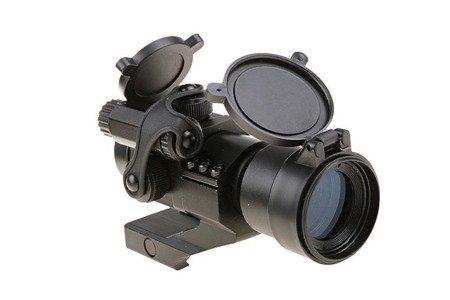 Replika celownika kolimatorowego Theta Optics Battle - czarny