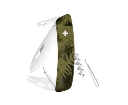 Scyzoryk szwajcarski Swiza TT03 Silva khaki TICK TOOL