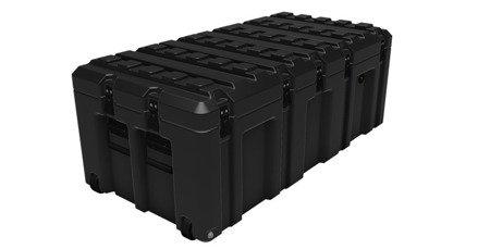 Skrzynia Suprobox do transportu 6 szt AR15 / M4 / M16 - czarna [12060-3710T6R]