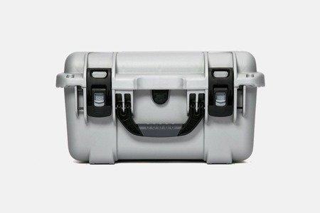 Skrzynia transportowa Nanuk 918 grafitowa - wkład modułowy FOTO