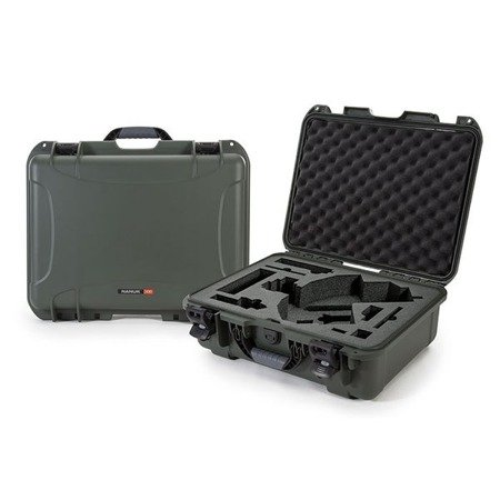 Skrzynia transportowa Nanuk 930 DJI™ Ronin-S   SC oliwkowa