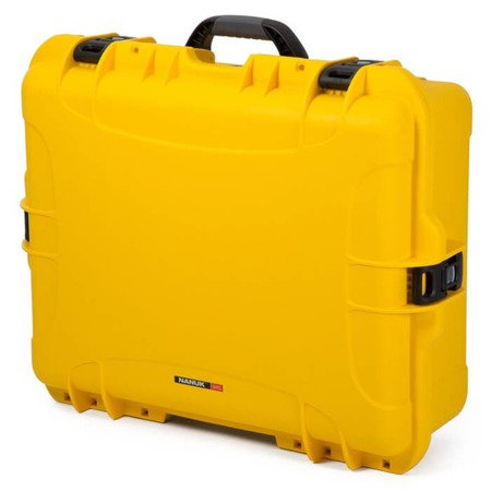 Skrzynia transportowa Nanuk 945 żółta - bez wypełnienia