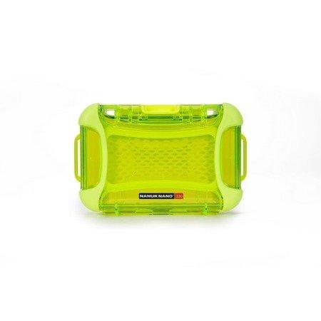Skrzynia transportowa Nanuk Nano 330 limonkowa