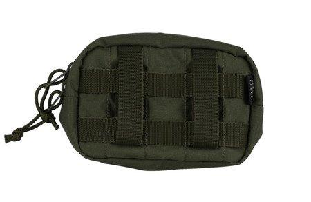 kieszeń cargo pozioma Thorn Tactical - mała - olive green [ TT-BPK-CAPO-SM-HR-XX-XX-OLGR ]