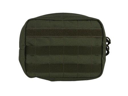 kieszeń cargo pozioma Thorn Tactical - średnia - olive green [ TT-BPK-CAPO-ME-HR-XX-XX-OLGR ]