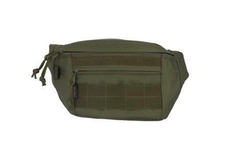nerka Thorn Tactical BIG - lewa strona - olive green [ TT-EDC-WPBX-LS-XX-XX-XX-OLRG ]
