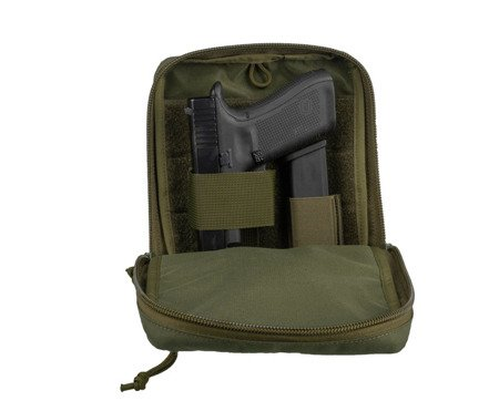 nerka na pistolet Thorn Tactical BIG - prawa strona - olive green [ TT-EDC-WPPB-RS-XX-XX-XX-OLRG ]